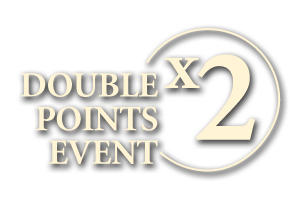 Daily Savings Club Double Points Logo